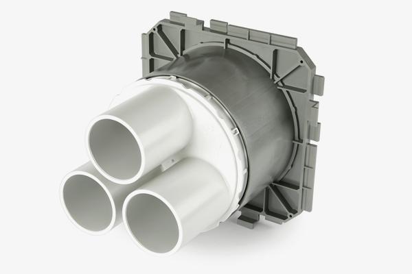 Sxstemdeckel für die Bauindustrie